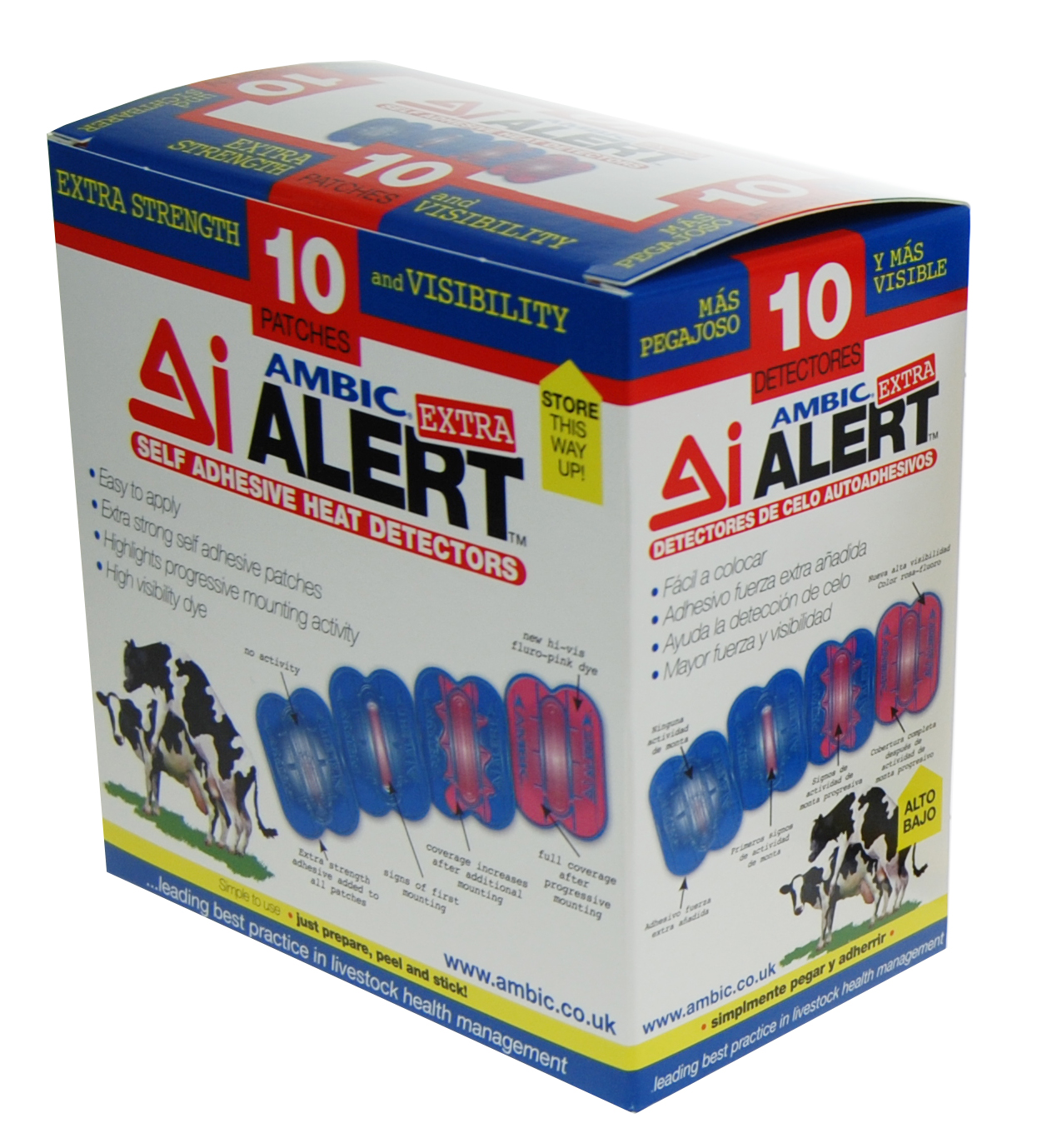 New Ambic Extra AI Alert 10 pack