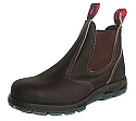 Redback Safety Boots | Brown USBOK